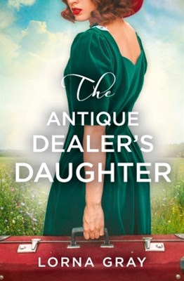 (ebook) The Antique Dealer's Daughter