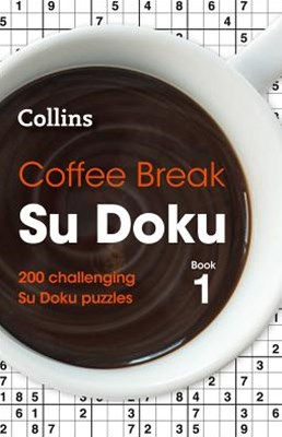 Coffee Break Su Doku Book 1: 200 Puzzles