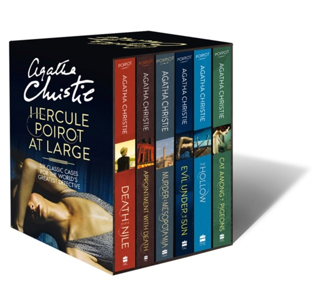 Hercule Poirot At Large: Six Classic Cases For The World's Greatest Detective