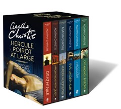 Hercule Poirot At Large: Six Classic Cases For The World