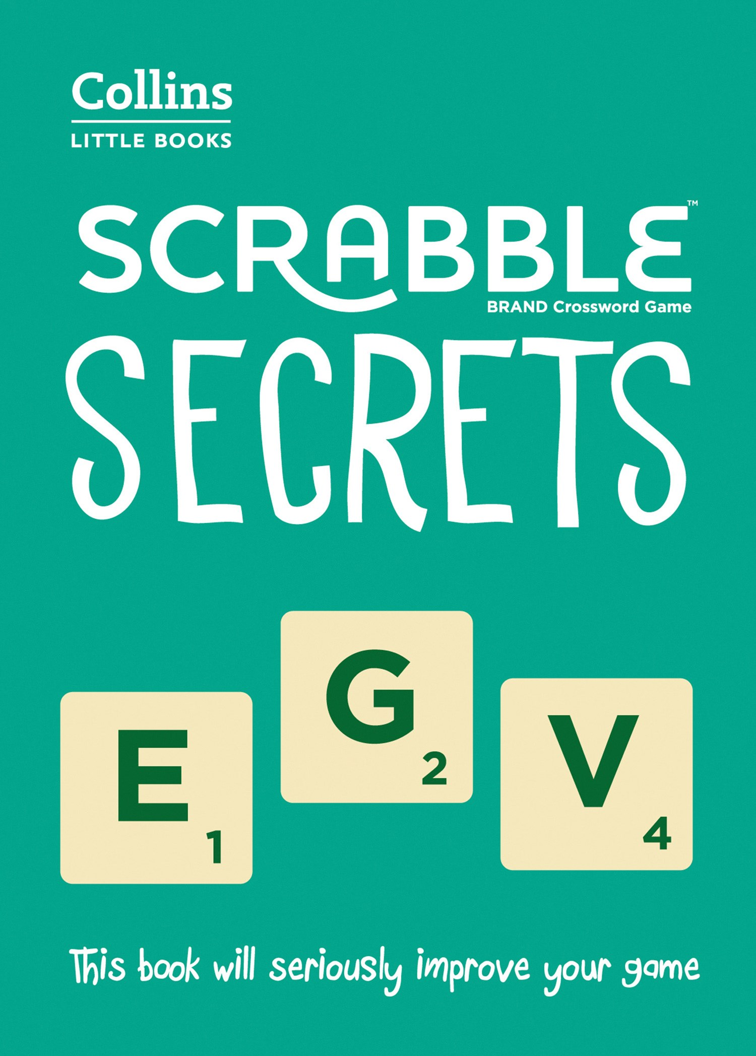 Collins Little Books - Scrabble Secrets: Own The Board [Third Edition]