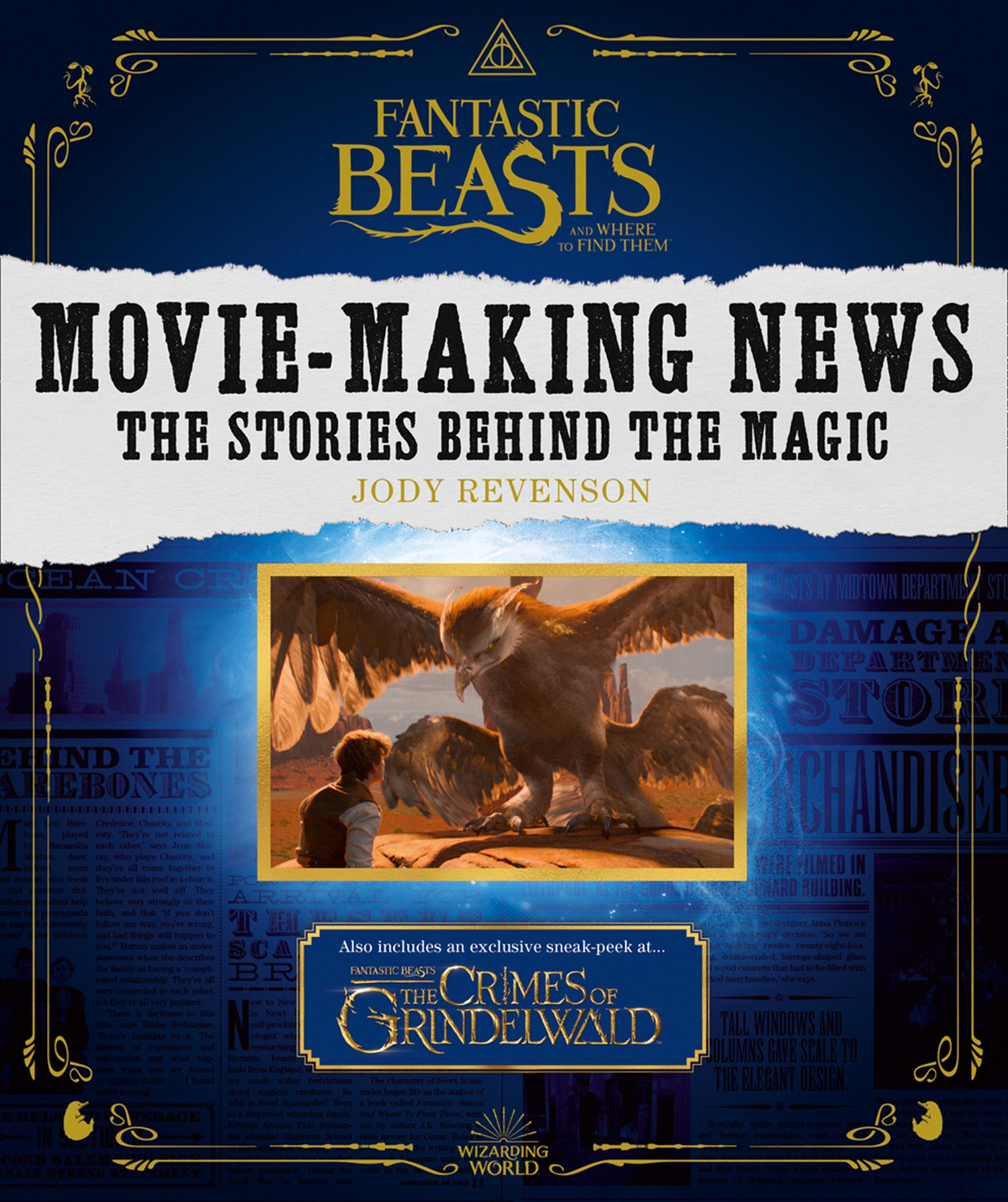 Fantastic Beasts: Wizarding World News