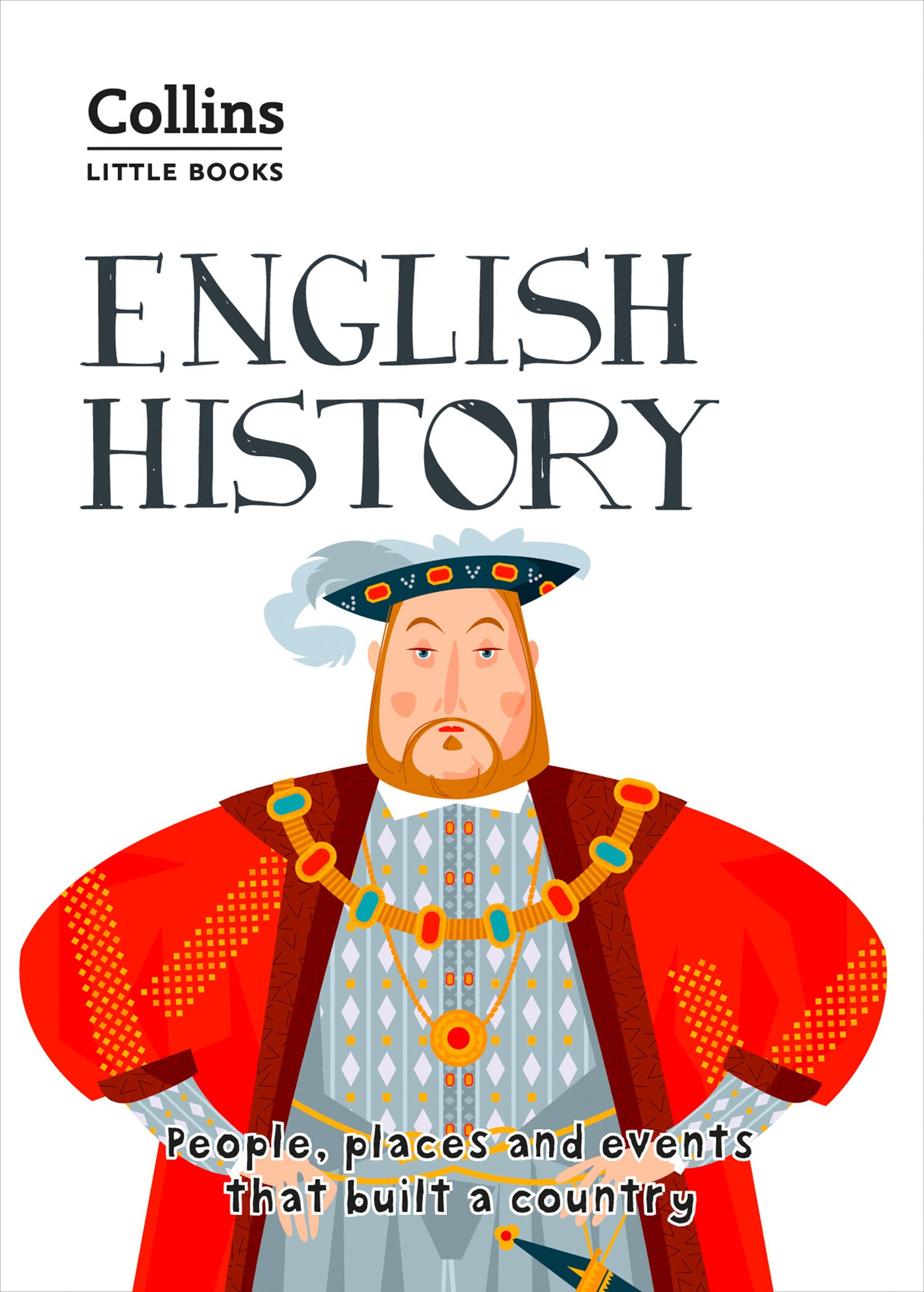 Collins Little Books - English History