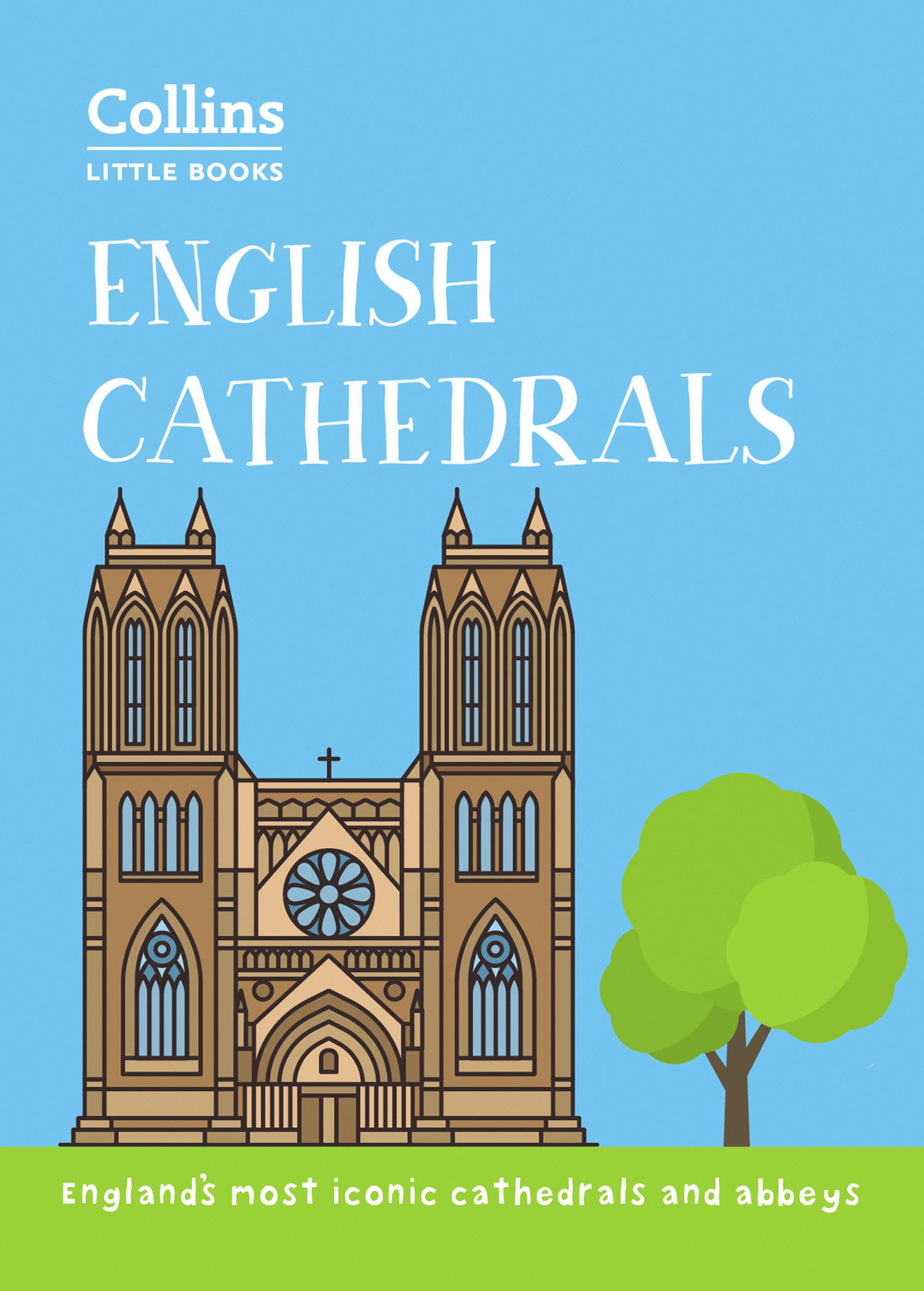 Collins Little Books - English Cathedrals