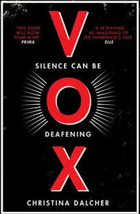 Vox by Christina Dalcher (9780008300647) - PaperBack - Modern & Contemporary Fiction General Fiction