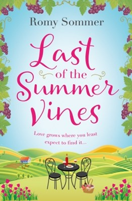 (ebook) Last of the Summer Vines: Escape to Italy with this heartwarming, feel good summer read!