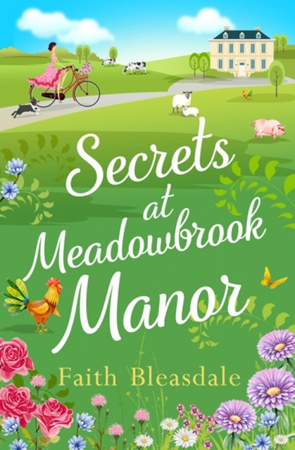 (ebook) Secrets at Meadowbrook Manor (Meadowbrook Manor, Book 2)