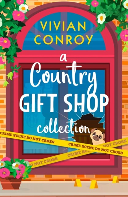 (ebook) A Country Gift Shop Collection: Three cosy crime novels that will keep you guessing!