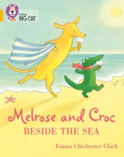 Melrose and Croc Beside the Sea by Emma Chichester Clark (9780008320942) - PaperBack - Picture Books