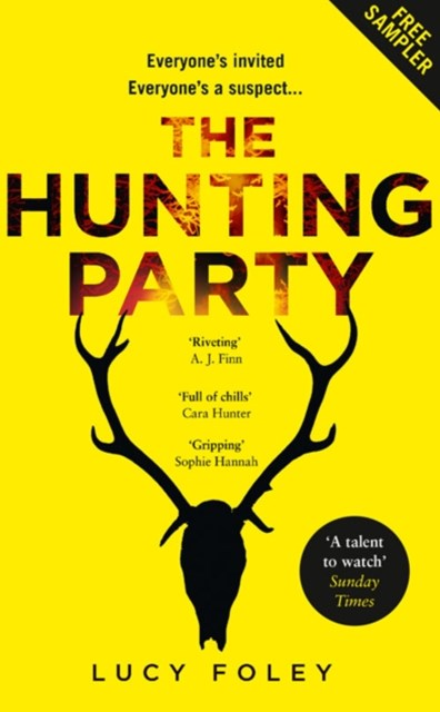 (ebook) The Hunting Party (free sampler)