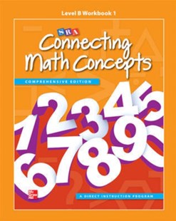 Connecting Math Concepts Level B Studentworkbook 1 by Engelmann (9780021035748) - PaperBack - Science & Technology Mathematics