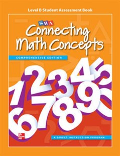 Connecting Math Concepts Level B Studentassessment Book by Engelmann (9780021035960) - Leather Bound - Science & Technology Mathematics