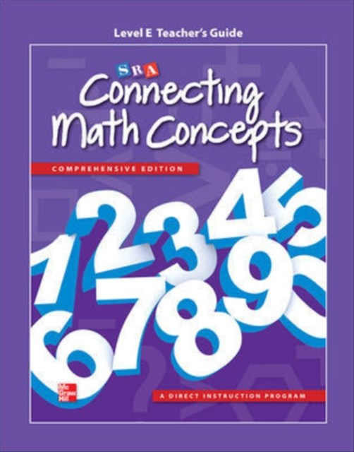 Connecting Math Concepts Level e Additional Teacher Guide