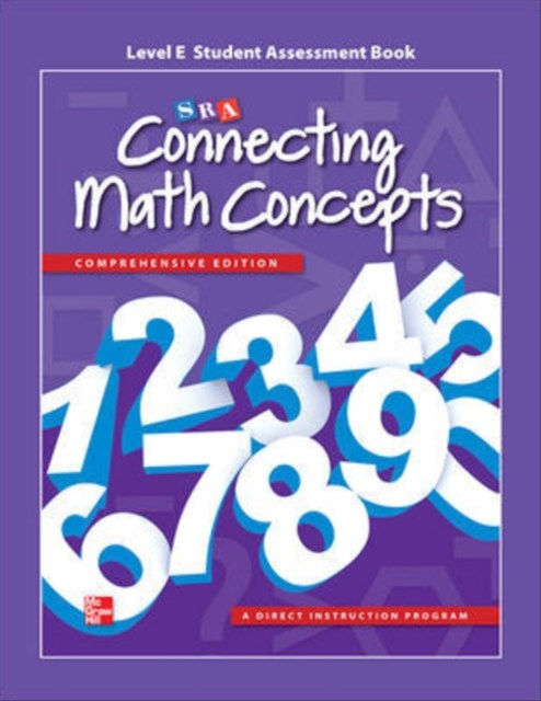 Connecting Math Concepts Level e Studentassessment Book