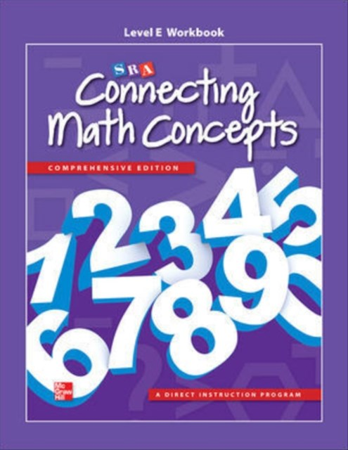 Connecting Math Concepts Level e Studentworkbook