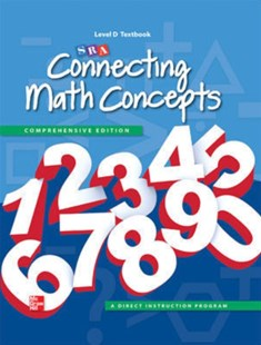 Connecting Math Concepts Level D, Textbook by McGraw-Hill Education, SRA/McGraw-Hill (9780021036325) - HardCover - Education