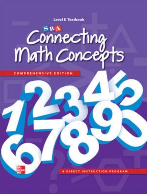Connecting Math Concepts Level E, Textbook