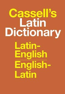 Cassell's Latin Dictionary by D. P. Simpson (9780025225800) - HardCover - Modern & Contemporary Fiction General Fiction