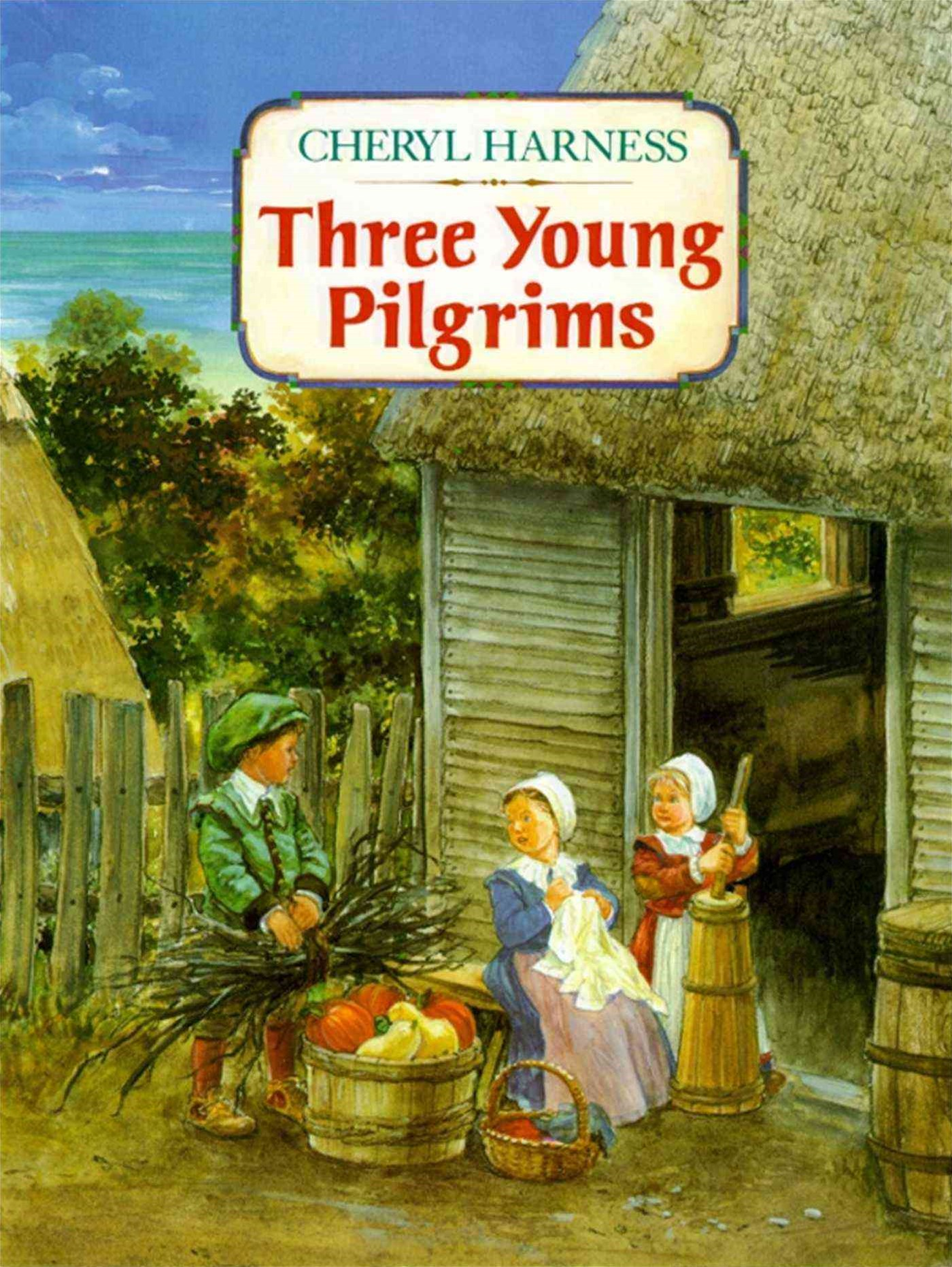 Three Young Pilgrims
