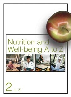 Nutrition and Well-Being a to Z by Delores C. S. James (9780028657073) - HardCover - Health & Wellbeing Diet & Nutrition
