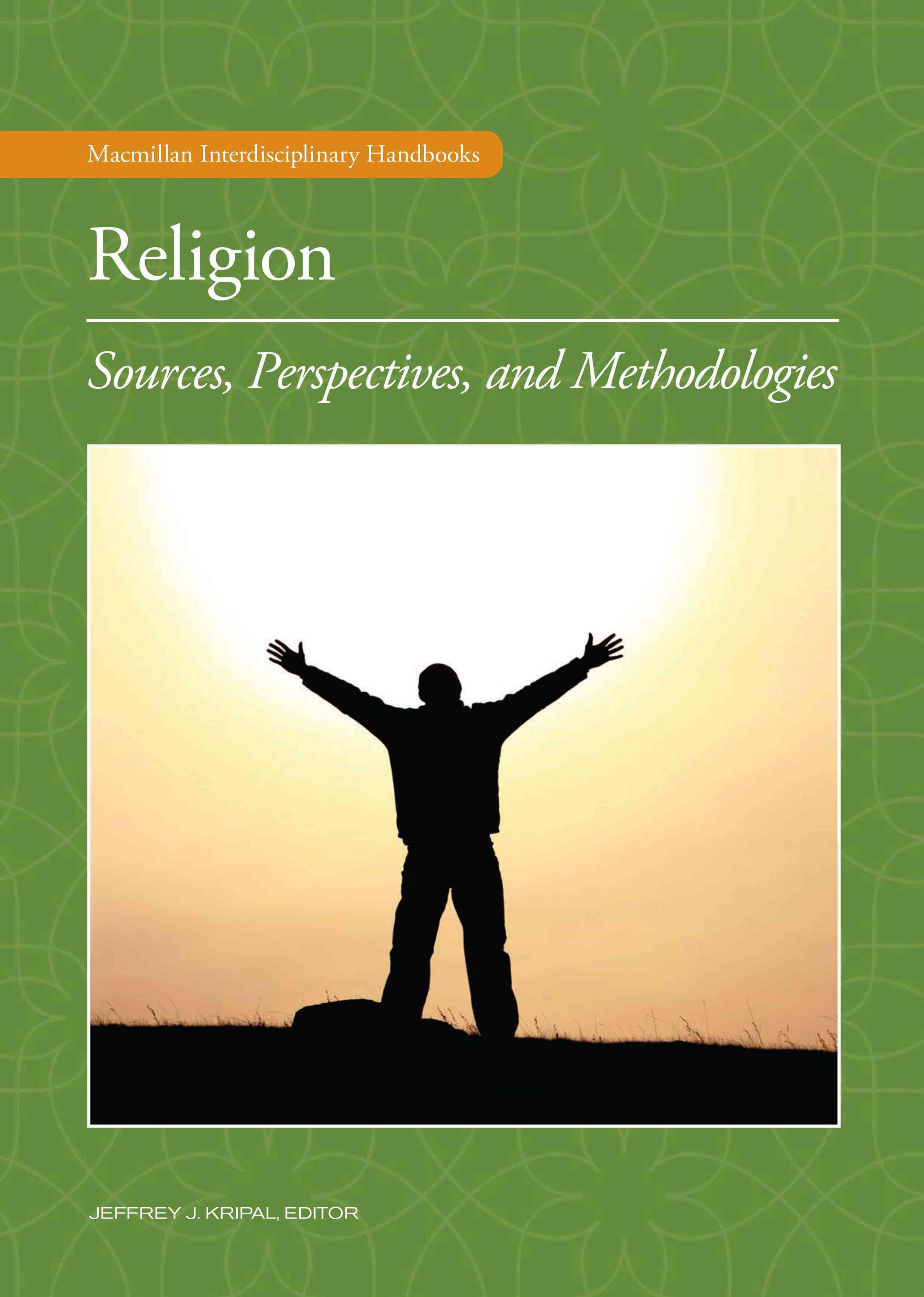 Religious Studies: Interdisciplinary Research Primer