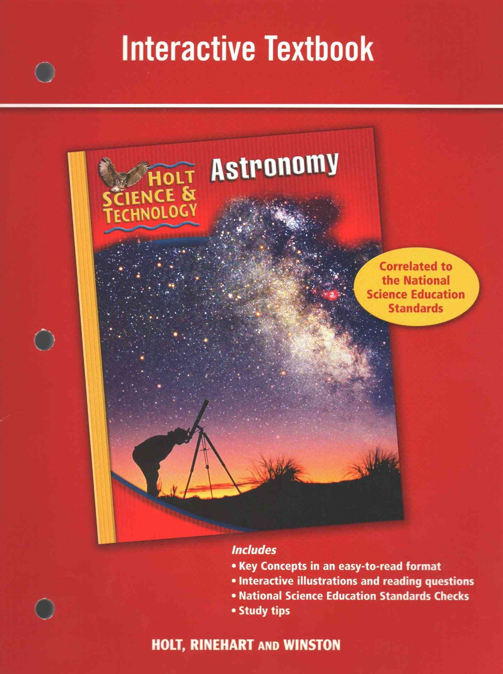 Astronomy Interactive Textbook