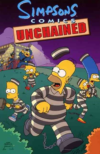 Simpsons Comics Unchained