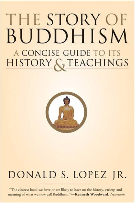 Story of Buddhism