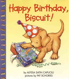 Happy Birthday, Biscuit!
