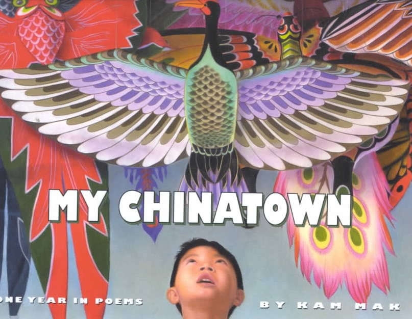 My Chinatown One Year in Poems