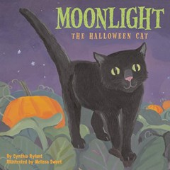 Moonlight the Halloween Cat