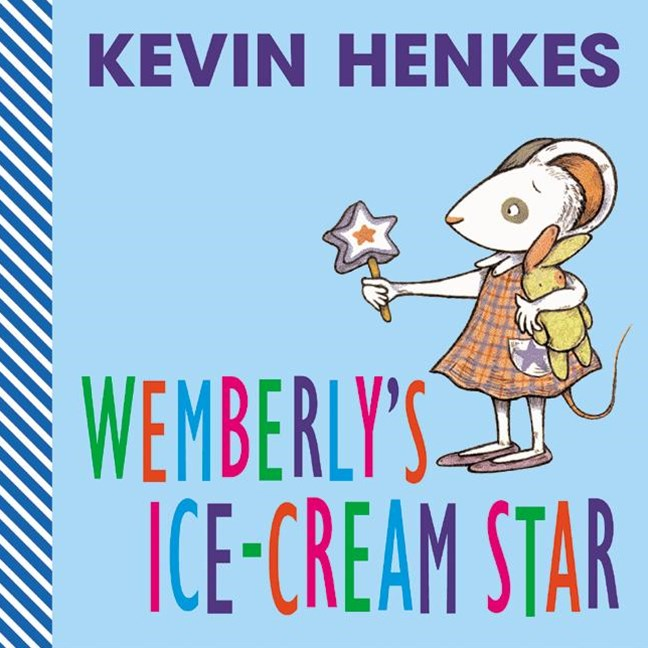 Wemberly's Ice Cream Star