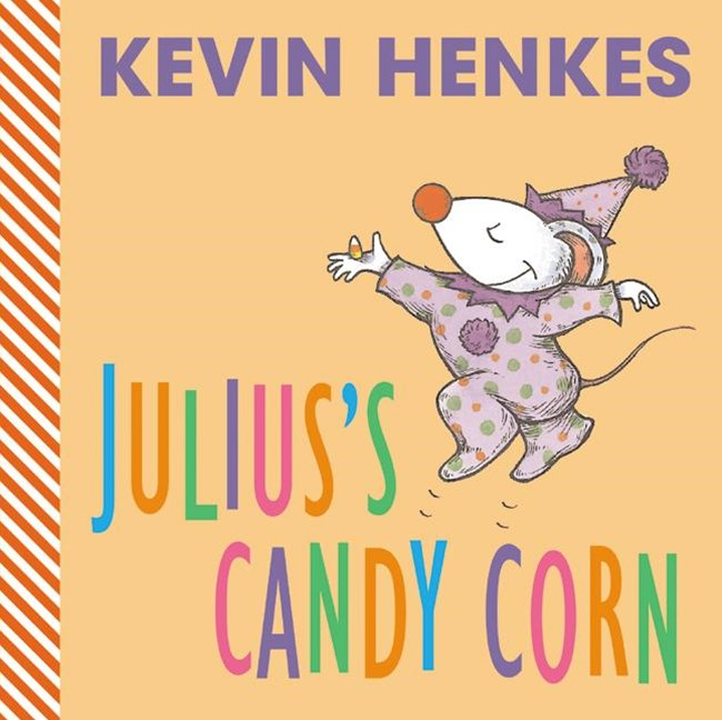 Julius's Candy Corn Board Book