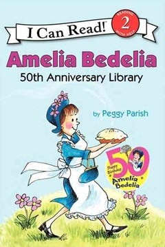 Amelia Bedelia 40th Anniversary Collection