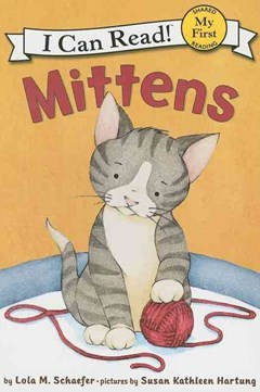 I Can Read : Mittens