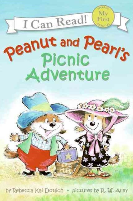 Peanut and Pearl's Picnic Adventure
