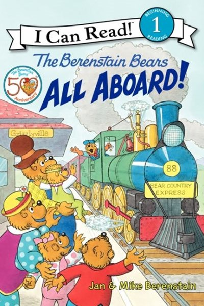 The Berenstain Bears - All Aboard!