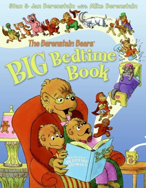 The Big Bedtime Book