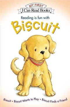 Reading Is Fun with Biscuit