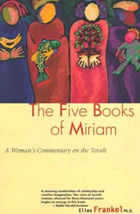 FIVE BOOKS OF MIRIAM by ELLEN FRANKEL (9780060630379) - PaperBack - Religion & Spirituality Christianity