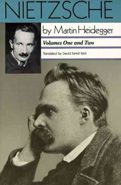 Nietzsche Part 1, Volumes 1 & 2