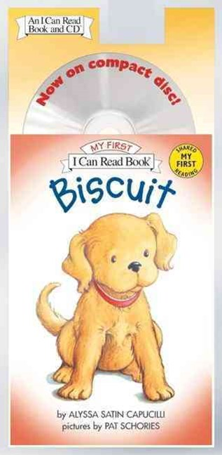 Biscuit Book and CD