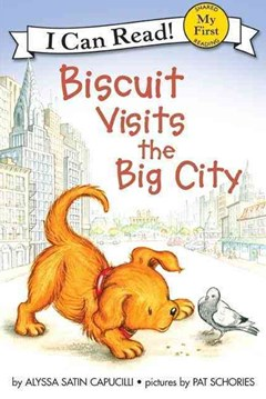 I Can Read Biscuit Visits The Big City
