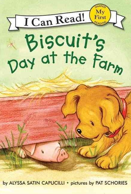 I Can Read! Biscuit's Day At The Farm