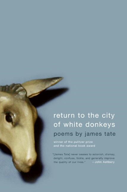 Return To The City Of White Donkeys: Poems