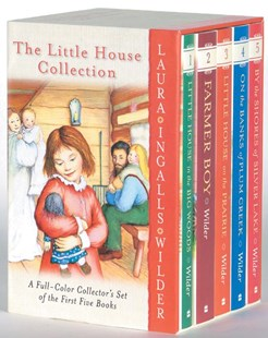 The Little House Collection by Laura Ingalls Wilder, Garth Williams (9780060754280) - PaperBack - Children's Fiction Classics