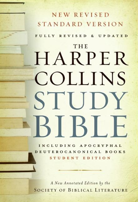 HarperCollins Study Bible: Fully Revised Student Edition