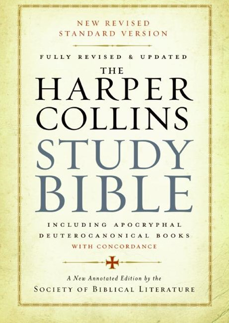 HarperCollins Study Bible: Fully Revised And Updated