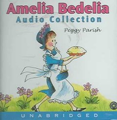 Amelia Bedelia Book and CD