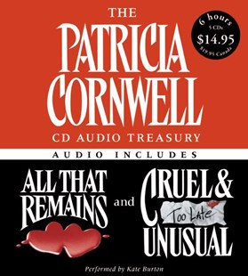 Patricia D. Cornwell Treasury Abridged - Crime Mystery & Thriller